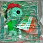 L.(企業寶寶玩偶娃娃)全新未拆封2006年麥當勞發行史努比盃足球賽-頭球史努比公仔!