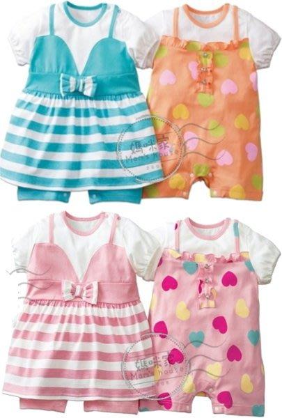 媽咪家【AG048】AG48俏麗裙哈 日單 假2件式 女生平角衣 連身裙 裙哈~90.95