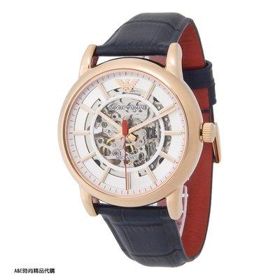 A&E精品代購EMPORIO ARMANI 阿曼尼手錶AR60009 經典義式風格簡約腕錶 手錶