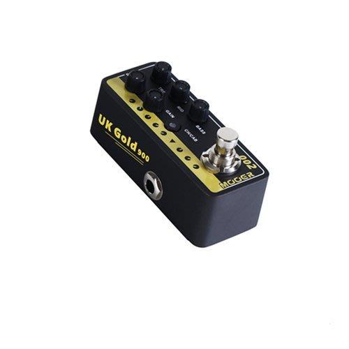 ☆ 唐尼樂器︵☆ Mooer Preamp 002 UK Gold 900 電吉他音箱單顆前級 Marshall