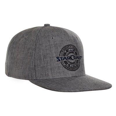 【丹】暴雪商城_StarCraft 20th Anniversary 星海爭霸 20周年 紀念 帽子
