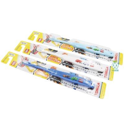 【現貨】 日本 TOMICA 多美卡小汽車 兒童牙刷 幼兒 牙刷 3歲-6歲
