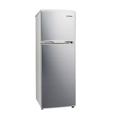 TATUNG 大同 雙門 冰箱 175L 白金銀 ( TR-B175HTW-S ) $11700