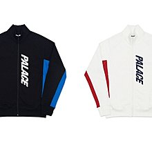 【HOMIEZ】PALACE MIX UP TRACK TOP【PALACE_PLT006】經典 LOGO字體 夾克外套