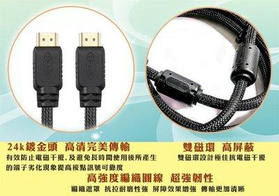 *8D8d* 圓線鍍金頭HDMI公-HDMI公  15M  (SU3306)