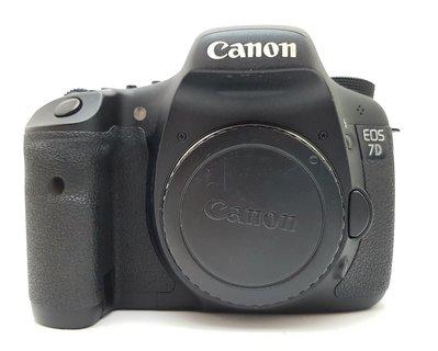 @佳鑫相機@(中古託售品)CANON EOS-7D 單眼數位相機 公司貨