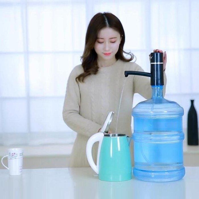 桶裝水抽水器純凈水桶壓水器礦泉水電動吸水飲水機小型臺式上水泵
