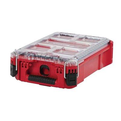 【花蓮源利】零件箱 MILWAUKEE 米沃奇 美沃奇 48-22-8435 配套智能收納 收納箱 工具箱 工具盒