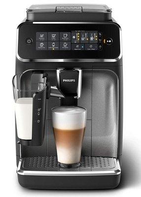 飛利浦 EP3246 / 70咖啡機,咖啡5(LatteGo牛奶系統)黑色
