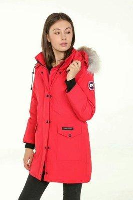 正品CANADAGOOSE加拿大鵝牌羽絨外套羽絨大衣(有三色)女用版冰天雪地用超暖厚款