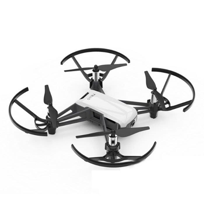 5Cgo 【批發】含稅會員有優惠 564479804447 特洛Tello 益智無人機迷你遙控飛機高清航拍500W像素