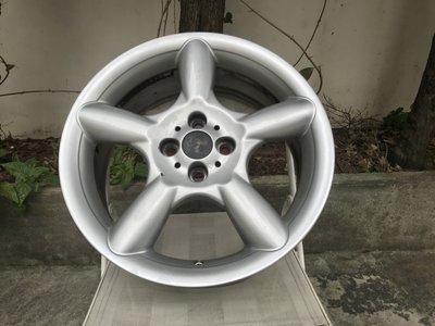 【桃園 小李輪胎】 MINI Coupe 17吋4孔100 原廠中古鋁圈 ALTIS VIOS VIRAGE SIWFT