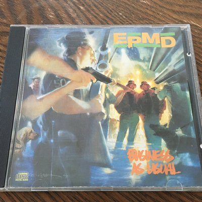 [老搖滾典藏] EPMD-Business as Usual 美盤