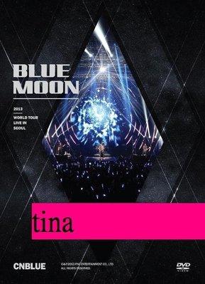 日版容和CNBLUE 2013 World Tour Live In Seoul Blue Moon演唱會2DVD寫真集