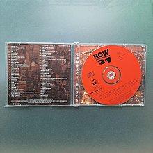 【裊裊影音】Now Thats What I Call Music 31-Disc2合輯-EMI 1995年發行/荷蘭製(40 Top Chart Hits)