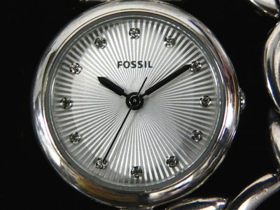 女錶 [GUESS ES3390] GUESS 圓形 石英錶[銀白色面]/中性/軍/潮錶