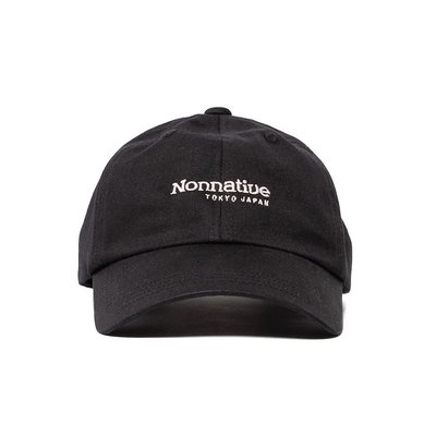 "nonnative SS20 DWELLER 6P CAP ""MMT"" COTTON TWILL 三色"