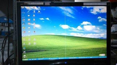 永和 二手 中古 亮線 螢幕 液晶 奇美 優派 22吋螢幕 蝦疵螢幕 當監視器好用