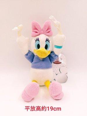 日本迪士尼Store商店限定 黛西公仔零錢包吊飾
