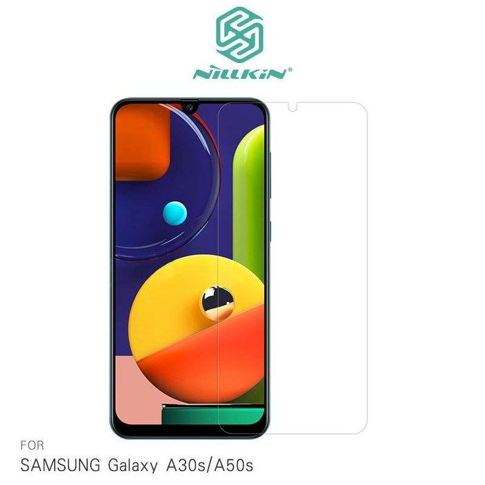 【愛瘋潮】NILLKIN SAMSUNG Galaxy A30s/A50s Amazing H 防爆鋼化玻璃 螢幕保護貼