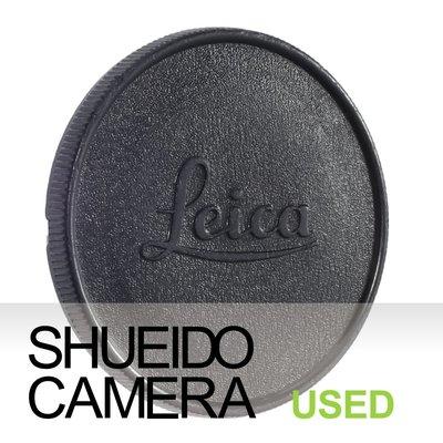集英堂写真機【1個月保固】中古良上品 / LEICA 徠卡 原廠 IVZOO 機身蓋 M接環 銀色 #1 17439