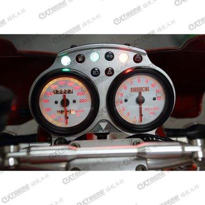 [極致工坊] Ducati monster  重車 液晶儀表板 碼錶 故障 微亮 維修