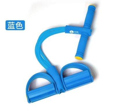 彈力繩腳蹬拉力神器減肥腰瘦肚子運動仰臥起坐女輔助健身器材家用彈力繩
