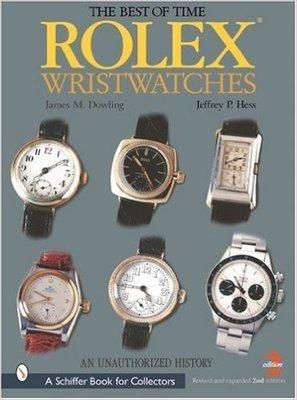 [外文書 二手] 勞力士 Rolex: an Unauthorized History 水鬼 綠 黑 GMT 16610