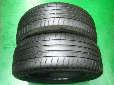 中古普利司通輪胎   T005 205/55/16 91W ***沒補過.波蘭製***