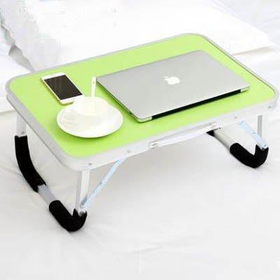 【小號方管筆記型電腦桌-61*41*27cm-1張/組】折疊桌床上桌簡易學習桌-7201012
