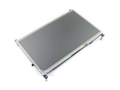 【莓亞科技】樹莓派 10.1吋 1024×600 HDMI LCD 電阻式觸控螢幕(含稅現貨NT$2680)