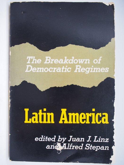 【月界】The Breakdown of Democratic Regimes-Latin America〖政治〗AJT