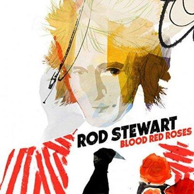 鮮紅玫瑰 豪華版 (德國進口) Blood Red Roses Deluxe / 洛史都華 ---6790974