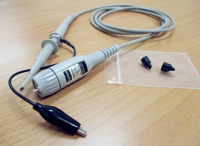 康榮科技二手測試儀器Agilent 10073C Passive Probe, 10:1, 500 MHz 被動式探棒
