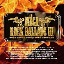 烈火情歌3 Mega Rock Ballads 3  2CD  / 合輯 V.A.---19075892542