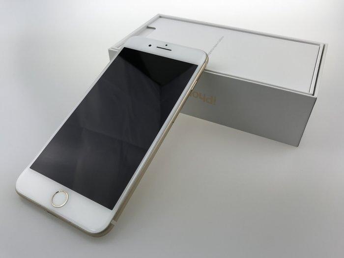 『料料如神』iPhone 7Plus 128G 金,85成新後殼小花,90天保固