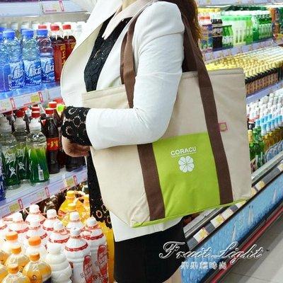 保冷袋 手提保溫袋便當包帶午餐購物保熱冷時尚加厚環保袋大號野餐包