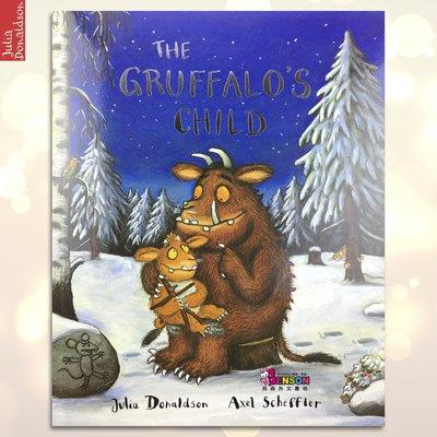 [邦森外文書] The Gruffalo's Child 古飛樂 咕噜牛 古肥玀和小猊猊 Julia Donaldson 屏東縣