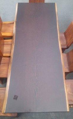 木頭DNA 原木大板 雞翅木 桌板 木板 板材 坐板 層板 書架 裝飾 MA-0035