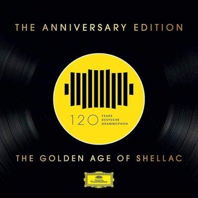 蟲膠唱片的黃金時代 CD The Golden Age Of Shellac---4836174