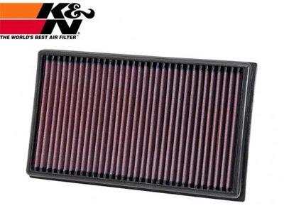 【明水自動車】K&N高流量原廠交換型空氣濾芯 33-3005 AUDI TT SKODA VW BEETLE