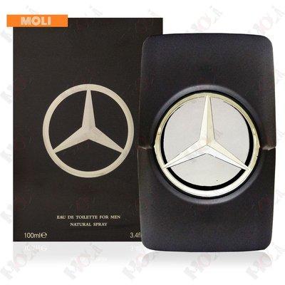 ◇MOLI 莫麗◇Mercedes Benz Man Grey 賓士輝煌之星男性淡香水100ml※23/1