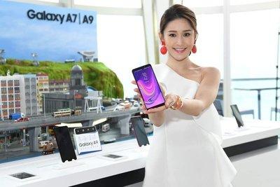 熱賣點 旺角店 Samsung  A7 2018 三星  4+128G 全新 港版 行貨