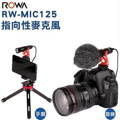 ROWA樂華 RW-MIC125 指向...