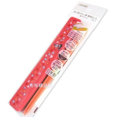 布布 館, 製 moomin 嚕嚕米 魯魯咪 筷子 靜音 環保筷 附收納盒