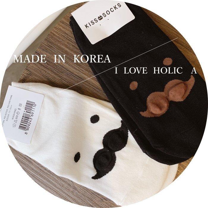 【i_love-holic_a】翹鬍子 /三雙組合