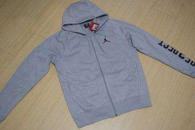 NIKE JORDAN RESPECT FLEECE Jeter男款灰色連帽外套 AA3627-012敬意RE2PECT