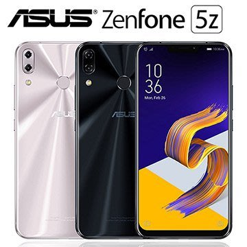 ASUS ZenFone 5Z ZS620KL (6G/64G)(空機) 全新未拆封原廠公司貨 3 4 MAX PRO