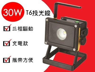 【W835】30w投射燈 白光 手提燈...