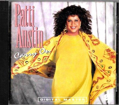 佩蒂奧斯汀Patti Austin / Carry On(U.S.A版)